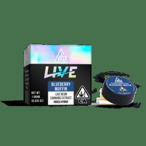 Abx live resin jar