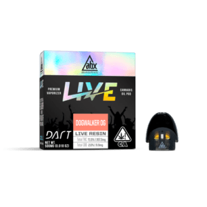 Abx Live Resin Dart Pods