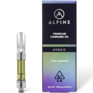 Alpine THC Cartridges