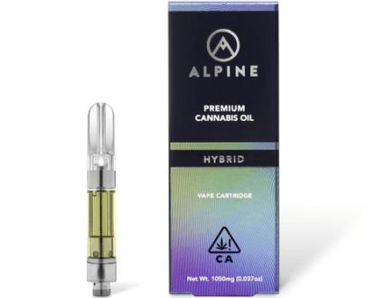 Alpine THC Cartridges