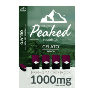 Peaked Pods