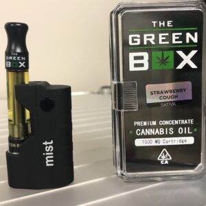Green Box Cartridge
