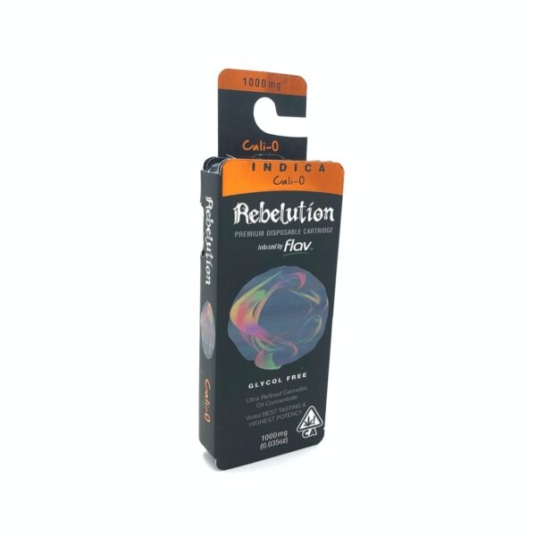Rebelution Cali O Cartridge 1g
