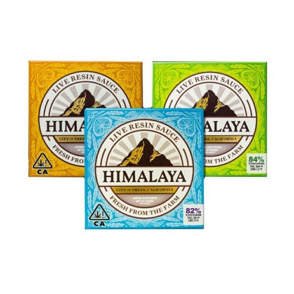 Himalaya Vape Cartridges