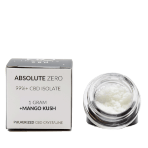 Absolute Zero Infinite CBD Isolate
