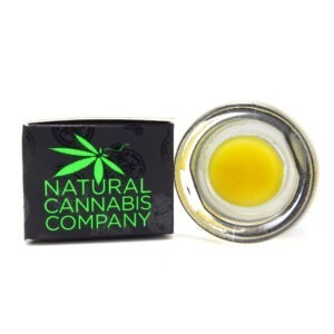 Natural Cannabis Nectars Sauce