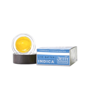 Jetty Extract Unrefined Live Resin