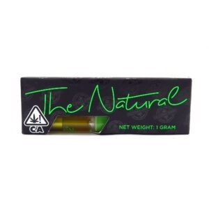 The Natural Vape Cartridge