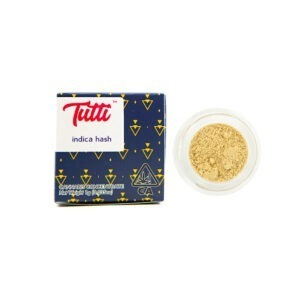 Tutti Assorted Bubble Hash
